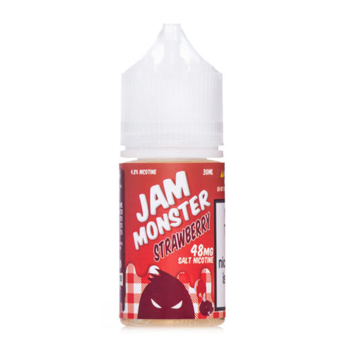 Jam Monster Salt Nicotine E Liquid 30ml