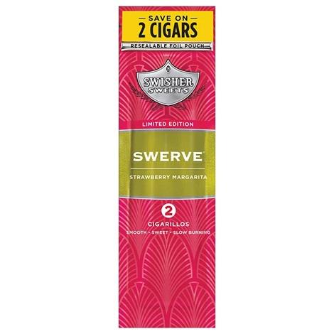 Swisher Sweets Swerve Cigarillo Flavor New Limited Edition Collection of Mini Cigars near me online tobacco shop