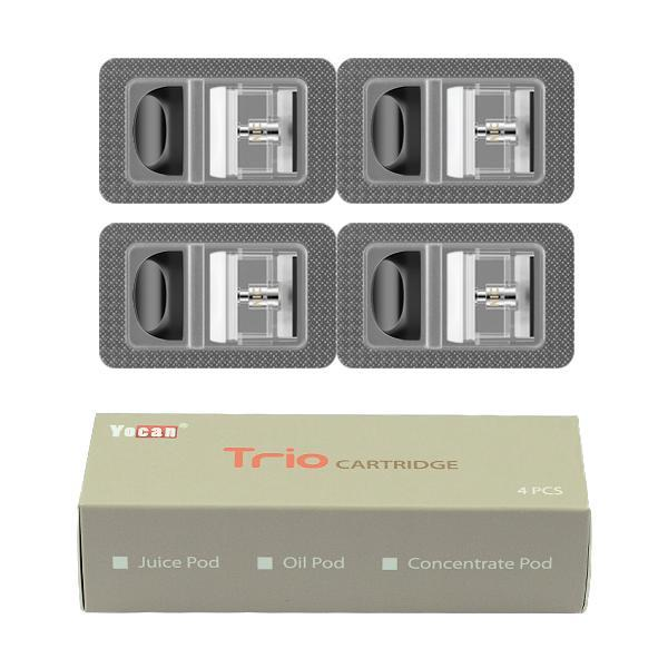yocan trio cartridge