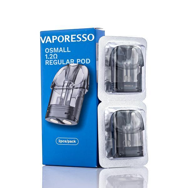 Vaporesso Osmall price for replacement pods with 2 ml pod capacity