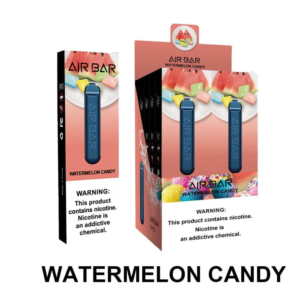 Air bar flavor watermelon candy by suorin
