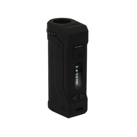 Yocan Uni Pro review for Black vape starter kit for wax