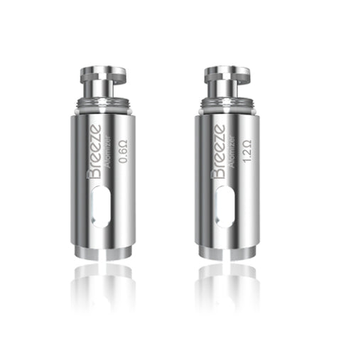 Aspire Breeze Replacement Atomizer 5pcs