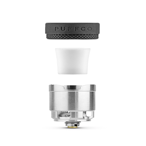 Puffco Peak Atomizer upgrade