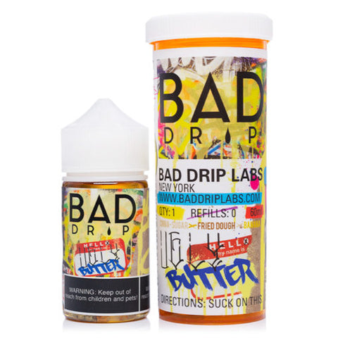 Bad Drip  Blood flavor