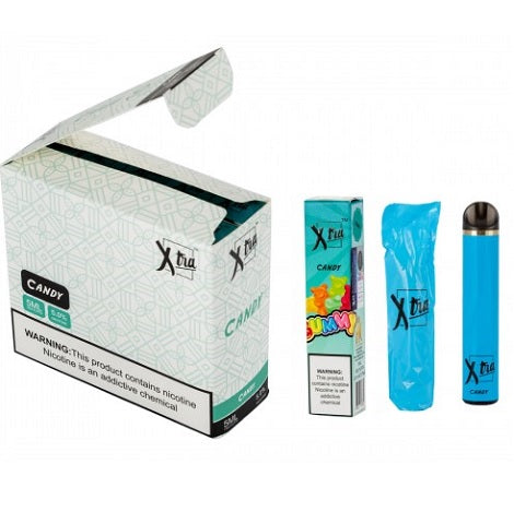 Xtra 6% nic salt dispoable vape new vpaorizer style exciting flavor collection near me online vape shop
