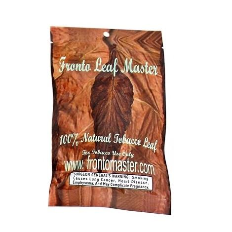 Natural Tobacco Paper Fronto Leaf Master new rolling papers available online tobacco shop near me