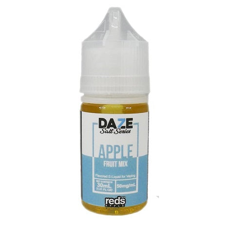 Daze Salt Series Original Apple Nicotine Salt Ejuice by Reds Apple 30mg Nic Salt 30ml Bottle for strong hit