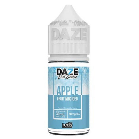 Reds Apple Fruit Mix Iced 30mg nicotine salt 30ml eliquid vape juice bottle near me online vape shop best prices