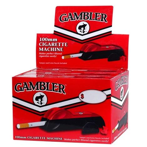 Cigarette Rolling Machine in Low prices by Gambler Cigarettel Rollers near me online shop easy rolling