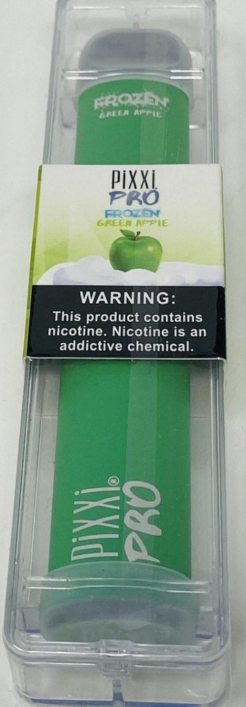 Sour apple disposable Salt base nic device