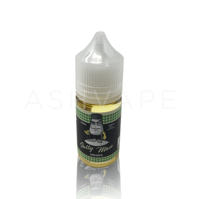 Salty Man Nic Salt 30ml - 50mg | ashvapesmoke