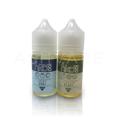 Naked 100 Nic Salt 30ml Vape juice e-liquids for pods 30 mg nicotine salts latest vape flavors atomizer liquids
