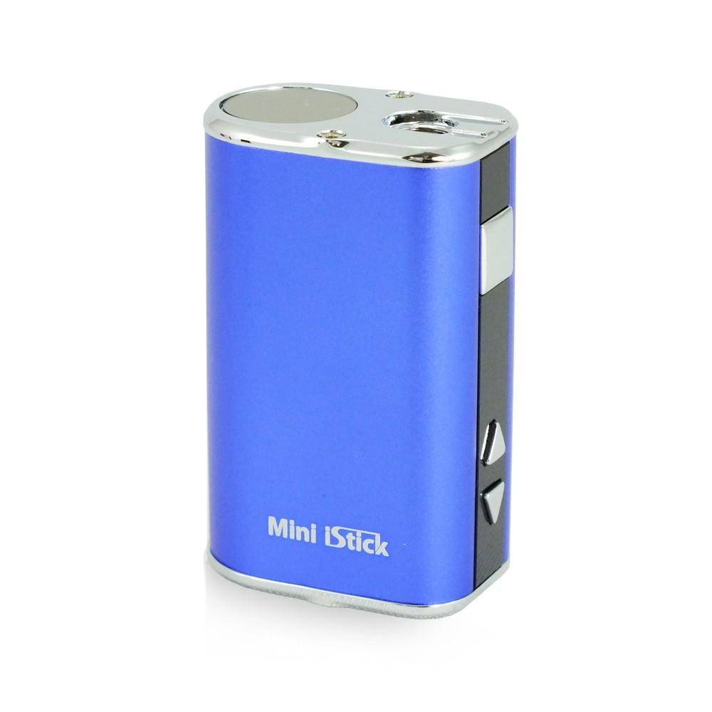 Latest Vape Base Kit and Mod Device Modern Compact 2020 Design Eleaf Mini iStick Vape Kit Near Me in Blue Color Base Mod