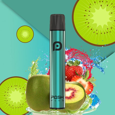 Posh Plus Disposable New Edition Kiwi Strawberry Falvor 4.5ml 4.5% vape device near me vape shop