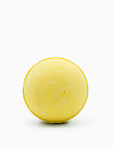 CBD Bath Bomb Coconut Lime