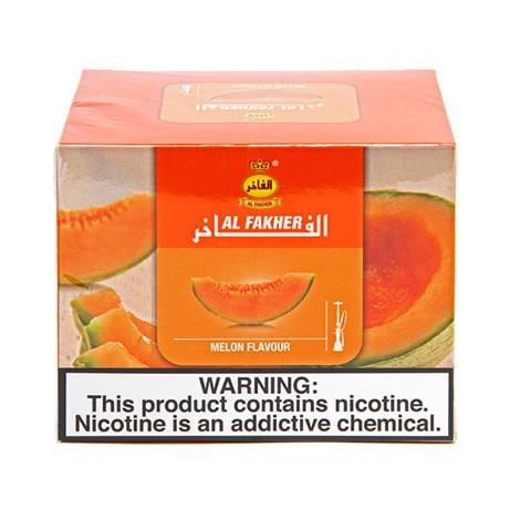 Melon Tobacco flavor for Hookah near me in low prices best usa vape shop for buying tobacco products
