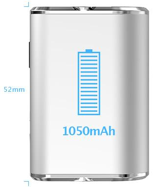 Eleaf Mini Mod Base Device with 1050 mah battery and 52 mm compact vape size Latest Mods