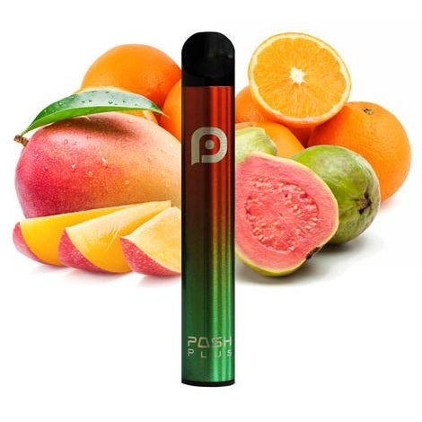Posh plus all flavors famous apple strawberry peach and fireball