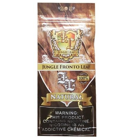 Jungle Fronto Leaf Natural Cigar tobacco Paper Fresh Pack Near Me Online tobacco shop with best online reviews