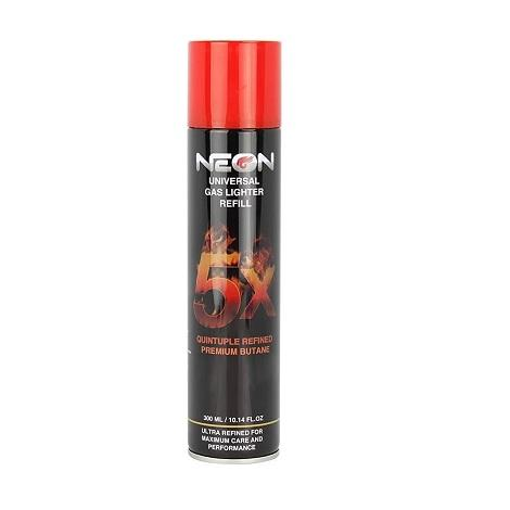 Neon refill lighters 5x power butane gas neon lighter refiller near me online shop extra power