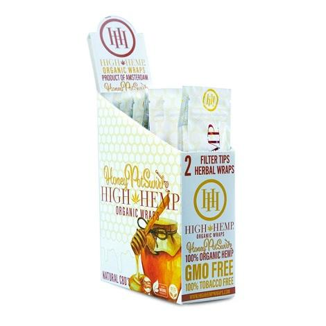 Honey Pot Swirl high Hemp rolling paper near me online tobacco shop rolling paper pack