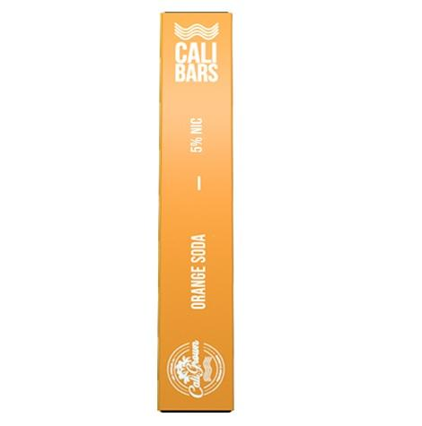 Orange soda cali bars disposable vape flavors for new edition cheap disposables near me