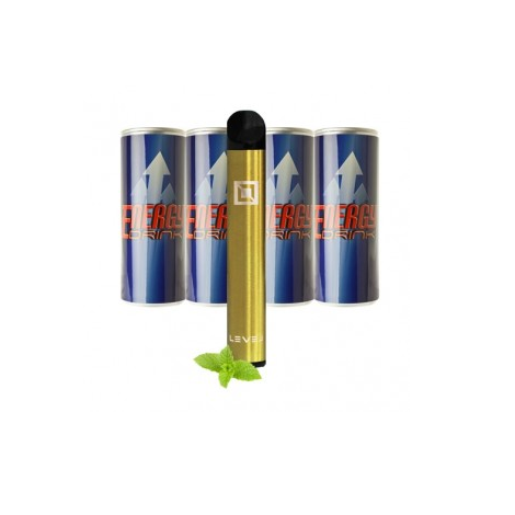 Level Raging Bull Disposable Vape Device with 6% Nicotine Salt near me 500 plus puffs long lasting