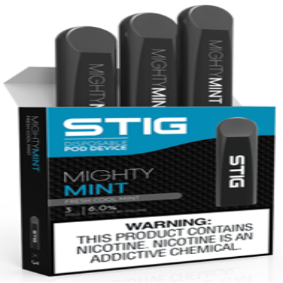 Stig Disposable Pod Device