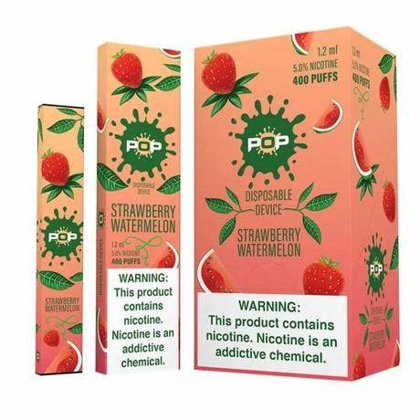 Cheap Disposable Vape Strawberry watermelon Eliquid