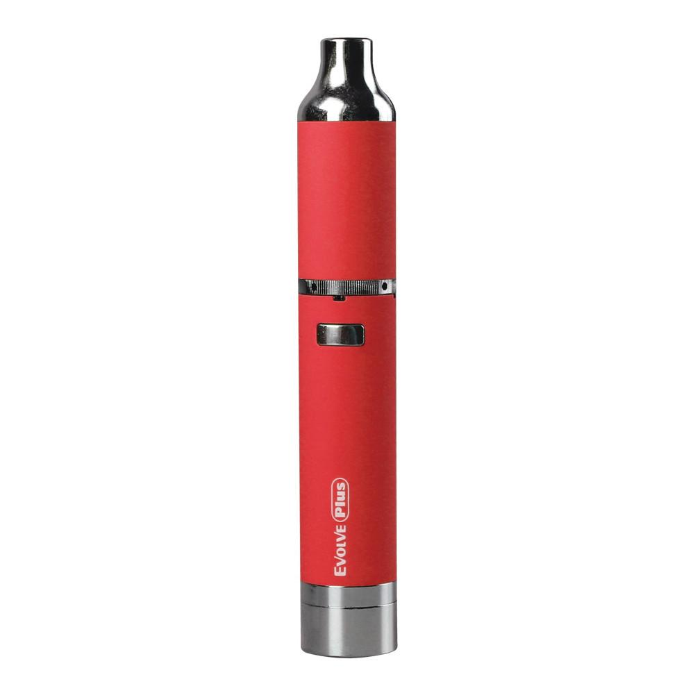 Yocan evolve plus oil cartridge in red color wax vaporizer