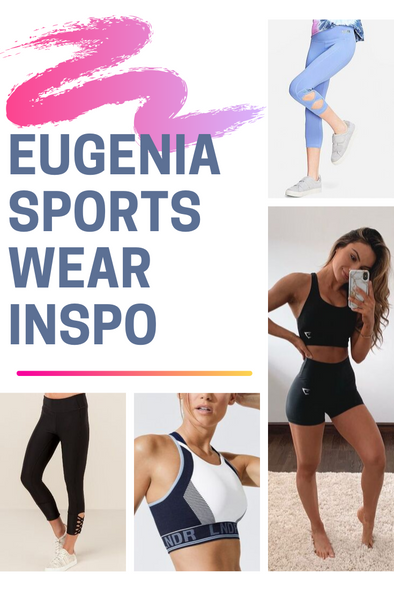 Eugenia Sportswear Set Inspiration