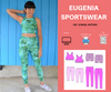 Eugenia Sportswear PDF sewing pattern - DGpatterns