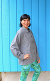 Ruby Overshirt PDF sewing pattern and Sewing tutorial