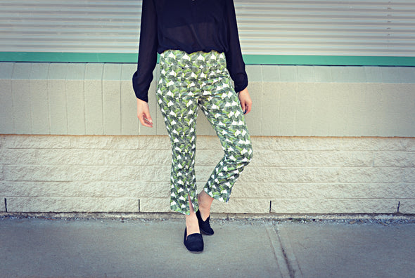 Jasper Pants PDF sewing pattern - DGpatterns