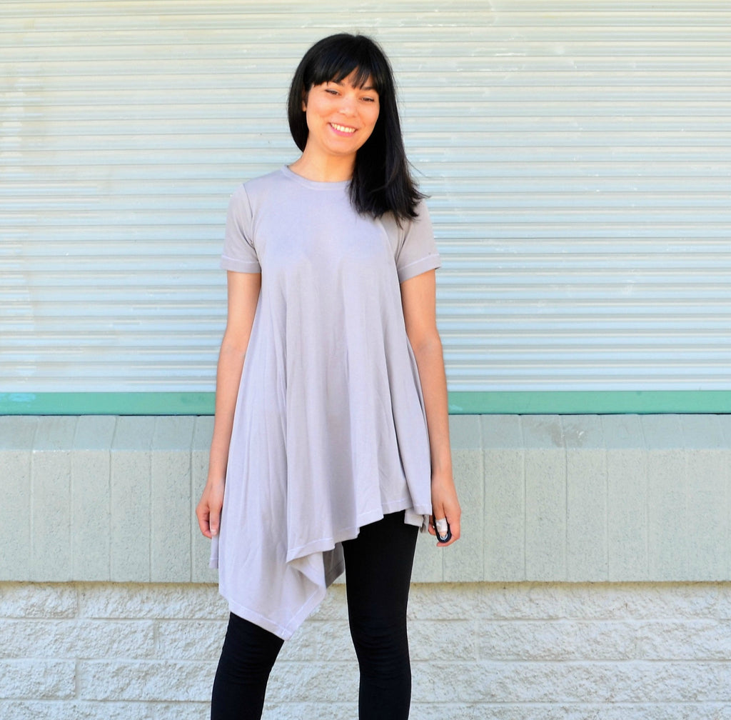 The Marino Top, Tunic and Dress PDF sewing pattern and