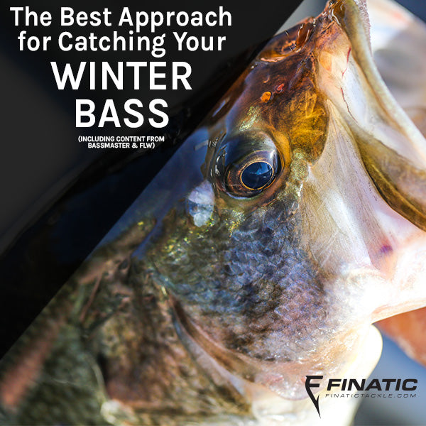 The Best Approach for Catching Your Winter Bass