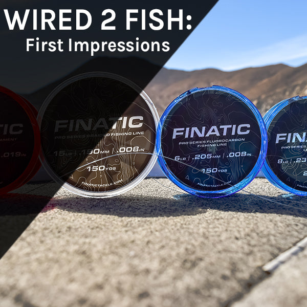 Wired 2 Fish: First Impressions On Finatic