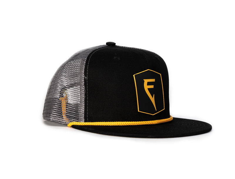 Finatic Badge Trucker - Flat Bill