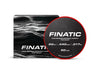 Finatic Pro Series 50 yard 20 pound monofilament top shot with retail packaging