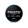 Finatic Pro Series 25 yard fluorocarbon leader 2 pound spool