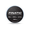 Finatic Pro Series blue 150 yard braided fishing line 50lb spool