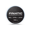 Finatic Pro Series blue 150 yard braided fishing line 68lb spool