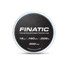 Finatic Pro Series blue 300 yard braided fishing line 15lb spool