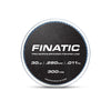 Finatic Pro Series blue 300 yard braided fishing line 30lb spool