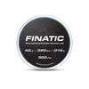 Finatic Pro Series blue 300 yard braided fishing line 40lb spool