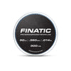 Finatic Pro Series blue 300 yard braided fishing line 50lb spool