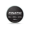 Finatic Pro Series green 150 yard braided fishing line 50lb spool