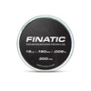 Finatic Pro Series green 300 yard braided fishing line 15lb spool