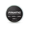 Finatic Pro Series green 300 yard braided fishing line 20lb spool